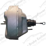 Power Brake Boosters - 80125 Side View