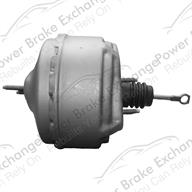 Power Brake Boosters - 80126 Side View