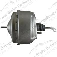 Power Brake Boosters - 80127 Side View