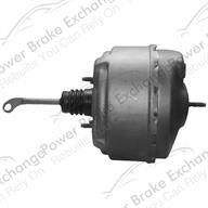 Power Brake Boosters - 80130 Side View