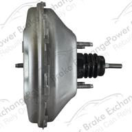 Power Brake Boosters - 80133 Side View