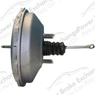 Power Brake Boosters - 80134 Side View