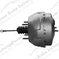 Power Brake Boosters - 80136 Side View