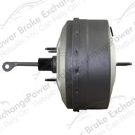 Power Brake Boosters - 80151 Side View