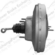 Power Brake Boosters - 80156 Side View