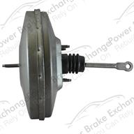 Power Brake Boosters - 80157 Side View