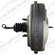 Power Brake Boosters - 80158 Side View