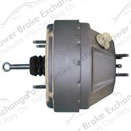 Power Brake Boosters - 80168 Side View