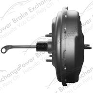 Power Brake Boosters - 80170 Side View