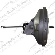 Power Brake Boosters - 80179 Side View