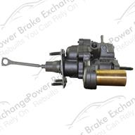 Power Brake Boosters - 71600 Side View