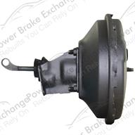 Power Brake Boosters - 80323 Side View
