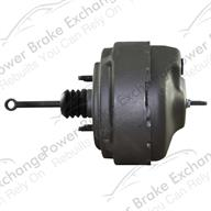 Power Brake Boosters - 80183 Side View