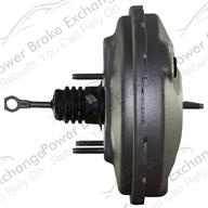 Power Brake Boosters - 80187 Side View