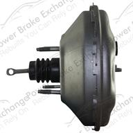 Power Brake Boosters - 80198 Side View