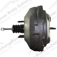 Power Brake Boosters - 80201 Side View