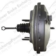 Power Brake Boosters - 80207 Side View
