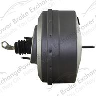 Power Brake Boosters - 80208 Side View