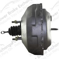 Power Brake Boosters - 80210 Side View