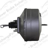 Power Brake Boosters - 80215 Side View