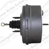 Power Brake Boosters - 80228 Side View