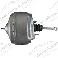 Power Brake Boosters - 80245 Side View