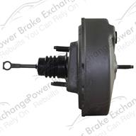 Power Brake Boosters - 80246 Side View