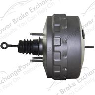 Power Brake Boosters - 80258 Side View