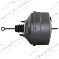 Power Brake Boosters - 80259 Side View